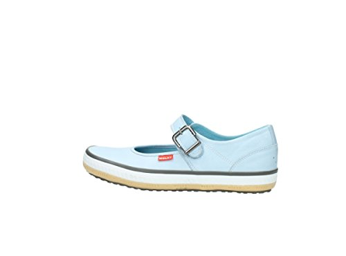 Wolky Comfort Chaussures à bride Tour 280 light blue leather