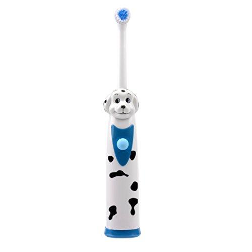 Ckeyin;Cartoon Kinder Zahnbürste Elektrische Zahnbürste für Kinder und Erwachsene Elektrische Zähne Pflege Set