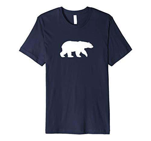 Eisbär T-Shirt für Naturliebhaber