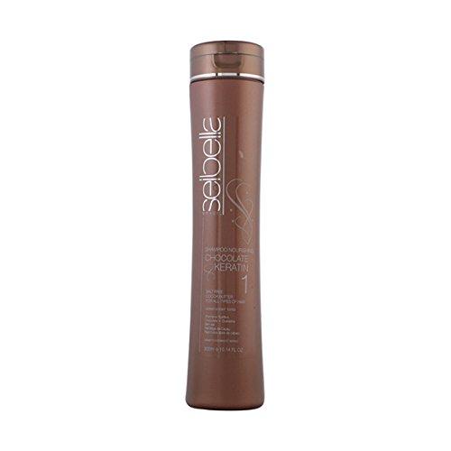 Seibella Queratina - SEIBELLA shampoo chocolate & keratin 300 ml
