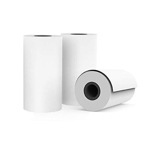 vimbhzlvigour Deko- und Tole-Malerbedarf, 57 x 25 mm, hitzeempfindliches Thermodruckpapier für...