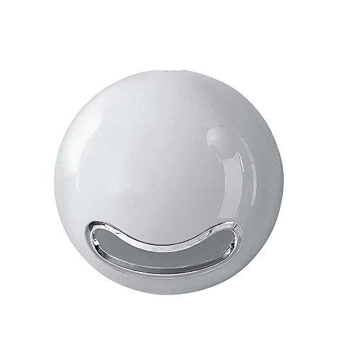 """Spirella WC Rollenhalter""""Bowl"""" zum kleben oder bohren Weiß"""