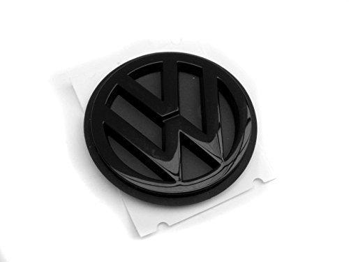 Zeichen Zeichen (VW Zeichen Emblem schwarz, hinten (Golf 4))