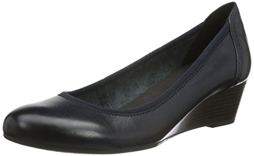 Tamaris Damen 22320 Pumps, Blau (Navy 805), 39 EU
