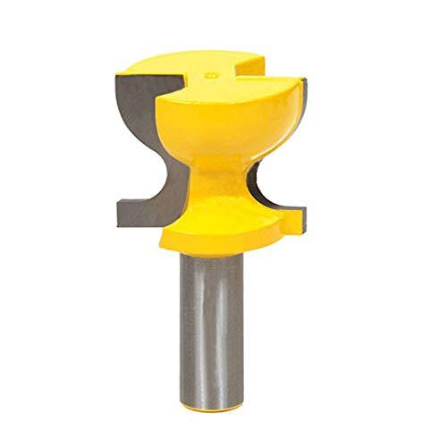 2 Türen Mdf-gehäuse (Eyech 1/2-Zoll-Schaft Hartmetall Fensterbank/Hocker Formfräser für Holzbearbeitungswerkzeuge)