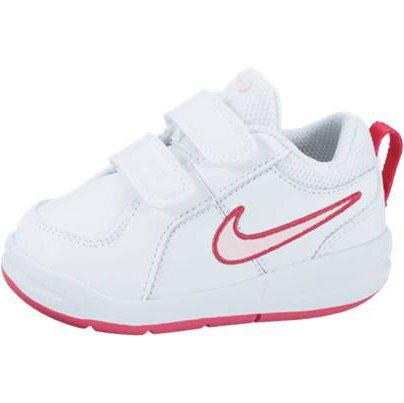 Nike Pico 4 Tdv, Chaussures Marche Bébé Fille, 27 EU 4weiss-pink