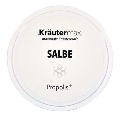 Propolis Salbe 100 ml • Hautbalsam mit Propolis, Bienenwachs, Hamamelis und Allantoin • Creme auch gesucht als Propoliscreme,...