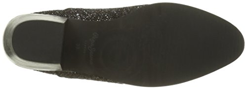 Pepe Jeans Dina Party, Bottes Souples Femme Gris (952Chrome)