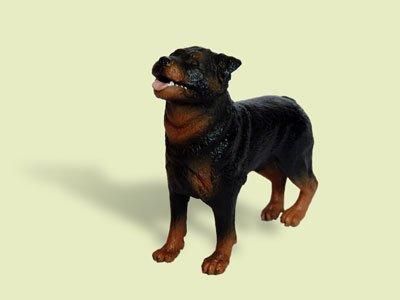 16103 Rottweiler Figur