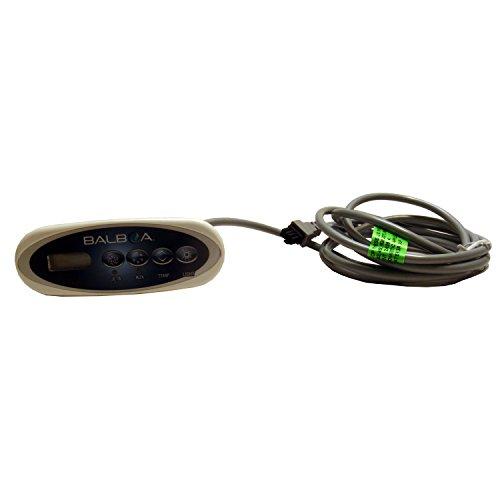 Balboa Wasser Gruppe 52685Oberseite Systemsteuerung ML200E4LCD mit 4-Tasten