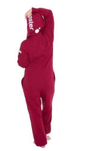 Jumpster Jumpsuit Original Overall SECOND GENERATION Deepest Red