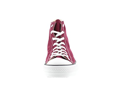 Converse Chuck Taylor All Star Core Hi, Herren High-Top Sneaker Rot (Maroon)