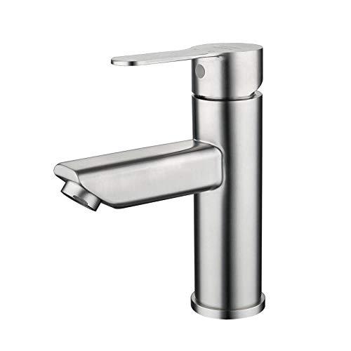 Edelstahl Heiß Und Kalt Heizen Und Kühlen Unter Der Spüle Spüle Pinsel Wasserhahn Z455 (Nickel Pinsel Badewanne Wasserhahn)