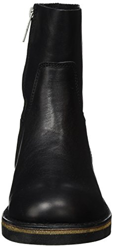 Shabbies Amsterdam Ladies Shabbies 16cm Zipbooty Alissa Stivaletti Neri (nero)