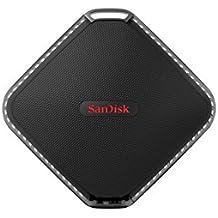 SanDisk SDSSDEXT-240G-G25 Extreme 500 Disco SSD portátil de 240 GB (hasta 415 Mbps de velocidad de lectura)