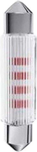 Scharnberger+Has. LED-Soffittenlampe 11x43mm 35161 12-14VAC/DC ge 4Chip Anzeige- und Signallampe 4034451351615 -