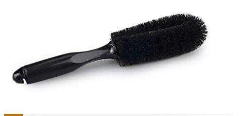 Brosses pour lavage de voiture jantes de roue multifonctions lavage de voiture propre outil propre pinceau, 28.5cm