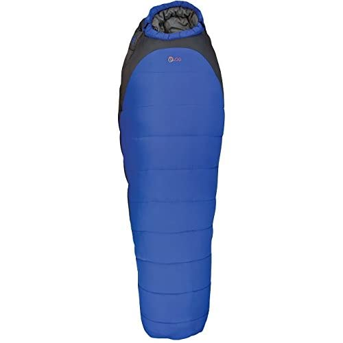 31jySnnNrvL. SS500  - Highlander Echo Sleeping Bag Technical Spiral Filling for an Extra Warm nights Sleep – Great for Camping, Bushcraft and…