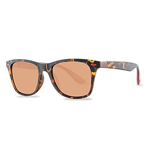 FYrainbow Polarisierte Sonnenbrille, fahrende Fahrer-Sonnenbrille eignet Sich am besten zum Angeln Golf-Outdoor-Reisen einkaufen UV400,G
