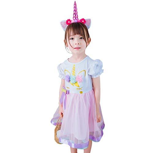 mama stadt Kleid Prinzessin Mädchen Cosplay Festlich Geburtstagsfeier Karneval Party Kleider für kinder/90