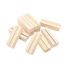STOBOK 10 stücke Holz Vintage