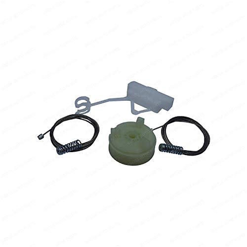 Fensterheber 51723316 Reparatursatz vorne Links für FIAT Punto 199