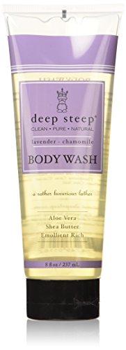 Profondo Ripido Body Wash, lavanda camomilla 237 (Lavanda Body Wash)