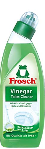 Frosch Vinegar Toilet Bowl Cleaner - 750 ml (Vinegar)