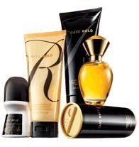 RARE GOLD 5-Piece Holiday Riches Fragrance Collection