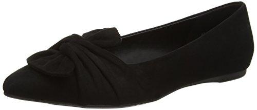 New Look Wide Foot Kally, Ballerines  femme Noir (noir)