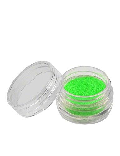 Poudre scintillante Neon vert