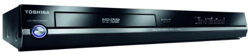 Toshiba HD EP 10 E KTE TM HD-DVD-Player (Upscaling 1080p, HDMI, Netzwerkanschluss) schwarz