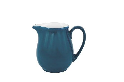 Kahla - Porcelaine pour les Sens 571003A70773C Pronto Colore Pichet au Lait Bleu/Vert 6 cm