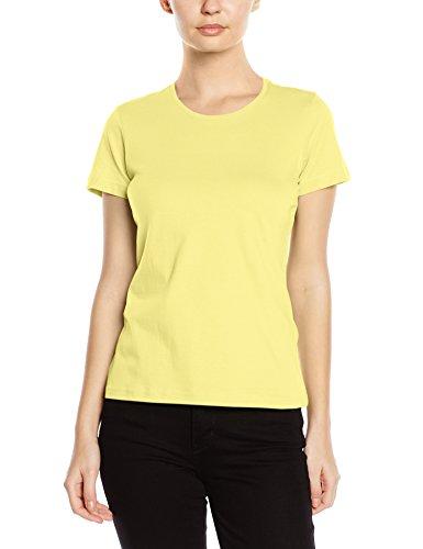 Stedman Apparel Classic-T/ST2600, T-Shirt Donna Giallo
