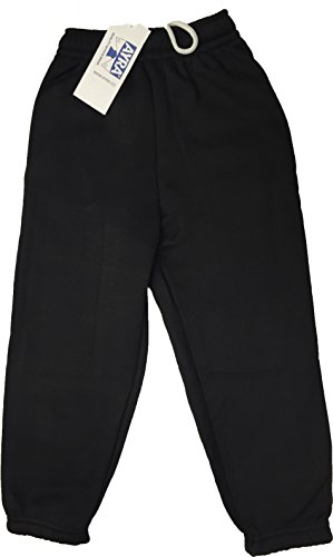Ayra-Boys-Girls-Childrens-Kids-School-PE-Fleece-Jogging-Tracksuit-Bottoms-Trousers