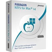 Paragon NTFS für Mac 14 (Deutsch, Englisch, Französisch, Spanisch, Italienisch) GRATIS UPGRADE AUF NTFS FOR MAC 15