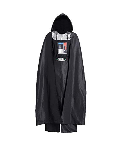 Star Wars kostüm Damen Star Wars Black Warrior Dasvi COS Jedi Knights Costume (Star Wars Jedi Knight Kostüm)