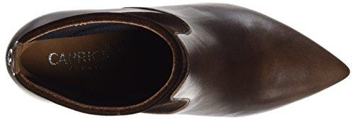 Caprice 25301, Stivali Donna Marrone (Dk Brown Nappa)