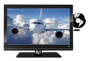 """VD-Tech TQT0019VD TV Ecran LCD 19 """" (48 cm) 720 pixels Tuner TNT 50 Hz"""