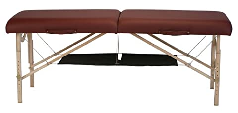EARTHLITE Portable Massage Table Hammock - Massage Table Storage Shelf for Bolsters, Sheets and