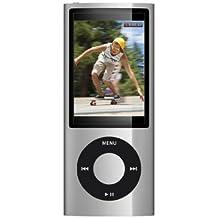 Apple iPod Nano (5. GEN) 8 GB - Plata
