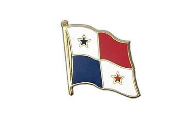 Panama Flaggen Pin, panamaische Fahne 2x2cm, MaxFlags® (Flagge Panama Pin)