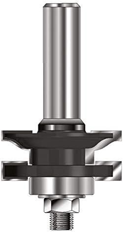 ENT 17490 Set di profili e controprofili tipo tipo tipo ''B''' HW (HM), albero (C) 8 mm, diametro (A) 41 mm, B 16,9 mm, R 4,76 mm, E 9,5 mm, D 32 mm | Forte calore e resistenza all'abrasione  | unico  | Alta qualità e basso sforzo  5bf997