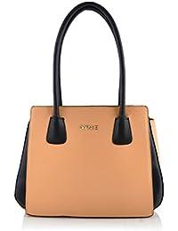 Daphne Women's Handbag ( Beige,Xb15-0036)