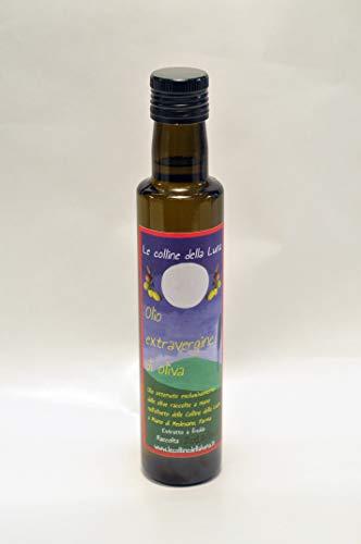 Olio extravergine di oliva 100% italiano bio 250 ml