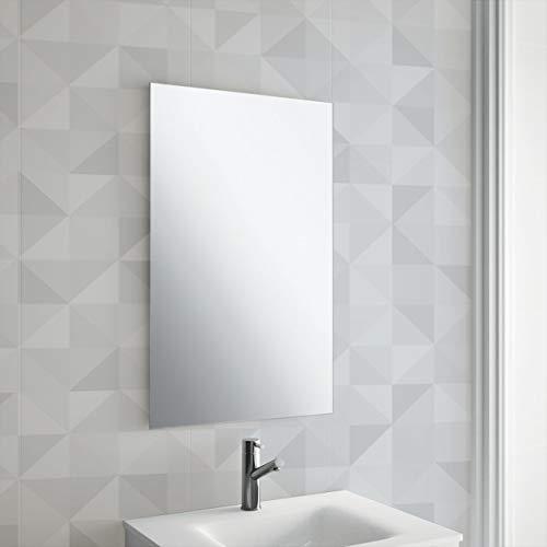 Maison & White 450x300mm Espejo rectangular sin marco