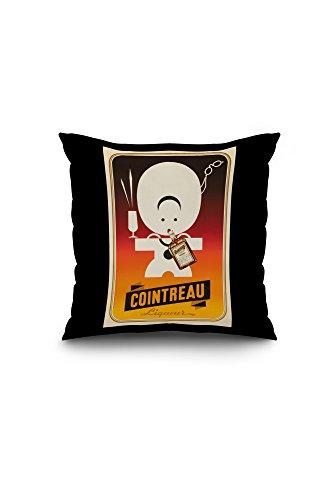 cointreau-vintage-poster-artist-marcier-france-c-1895-16x16-spun-polyester-pillow-cover-black-border