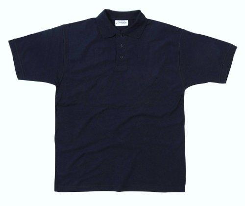 Absolute ApparelHerren Poloshirt Marineblau