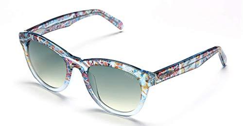 Emilio Pucci Sonnenbrille Damen Blau