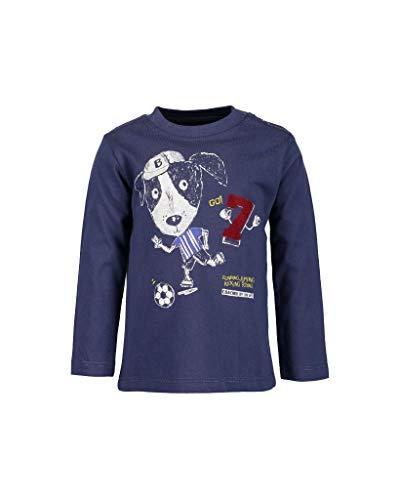 BLUE SEVEN Blue Seven Baby-Jungen T-Shirt Vd-977536 X, (Dk Blau 575), 62